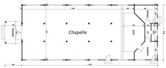 Archi.chapelle